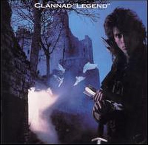 Legend (Robin of Sherwood soundtrack) - Image: Clannad Legend album cover
