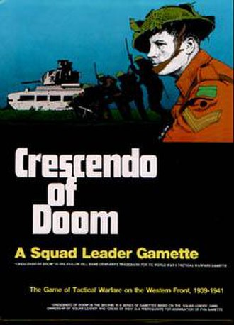 Squad Leader - The second gamette (1980)