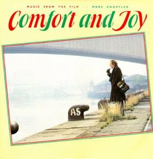 Comfort and Joy (album) - Image: Comfort and joy soundtrack