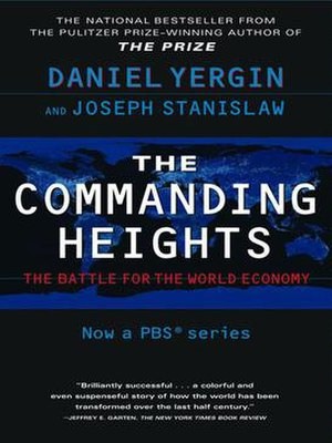 The Commanding Heights - Cover