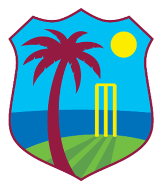 West Indies cricket team - Cricket West Indies crest used from 2017