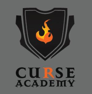 Team Curse - Image: Curse Academy Logo