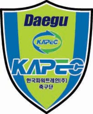 Daegu KAPEC FC - Image: Daegu KAPEC FC