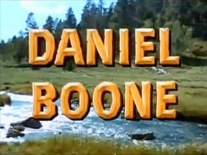 Daniel Boone (1964 TV series) - Title card