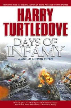 Days of Infamy series - First edition cover