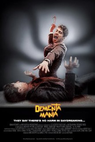 Dementamania - Image: Dementamania film poster