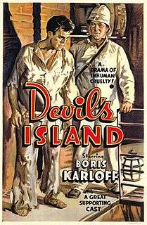 <i>Devils Island</i> (1939 film) 1939 film