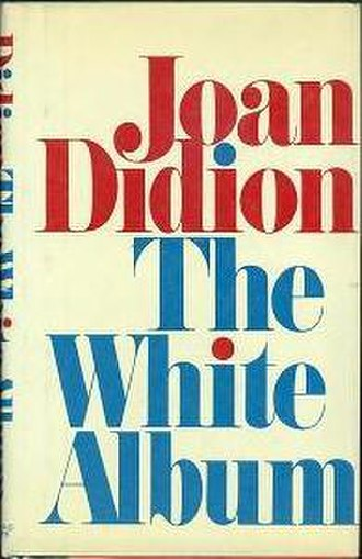 The White Album (book) - First edition