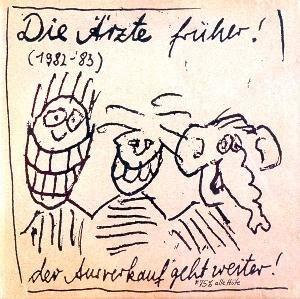 Die Ärzte früher! - Image: Dieaerztefrueher