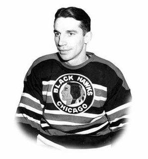 Doug Bentley Canadian ice hockey player