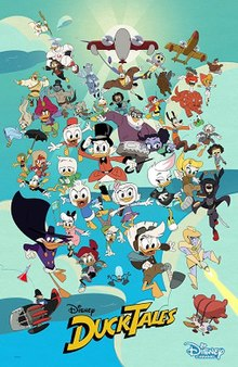 Ducktales Last Christmas.List Of Ducktales Characters Wikipedia