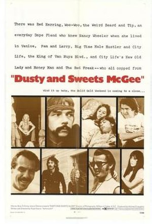 Dusty and Sweets McGee - Theatrical release poster