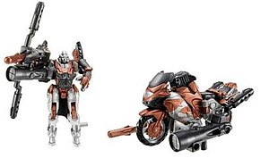 Arcee - Transformers Elita-One toy as Arcee.