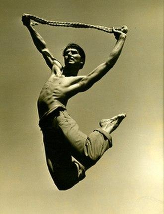 Erick Hawkins - Hawkins in El Penitente, 1930s