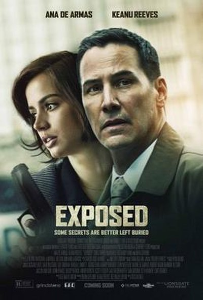 Picture of a movie: Exposed