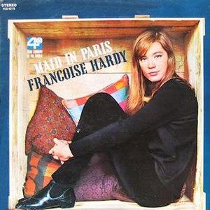 Mon amie la rose (album) - Image: F. Hardy, Maid in Paris, 4 Corners US 66