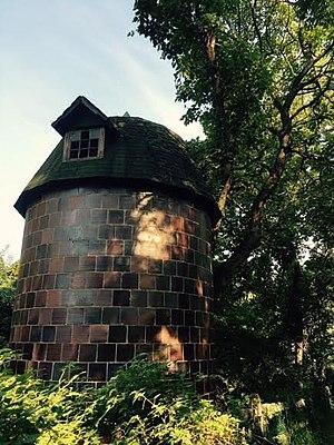 Penn Valley, Pennsylvania - A silo on Fairview Road