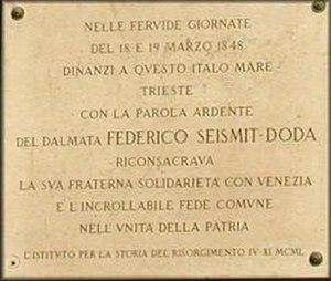 Federico Seismit-Doda - Federico Seismit-Doda