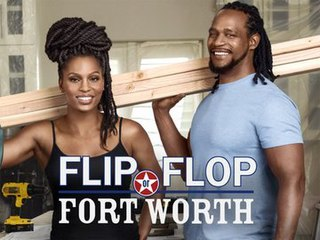 <i>Flip or Flop Fort Worth</i> American reality television series