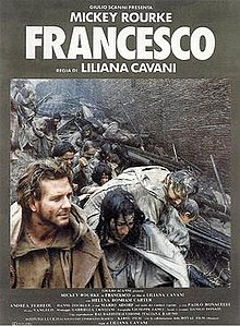 Francesco 1989 film poster.jpg