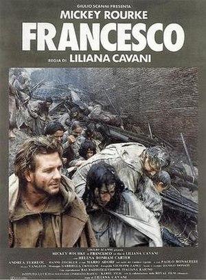 Francesco (film) - Theatrical release poster