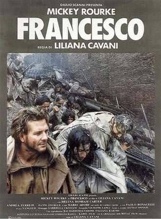 Francesco (film) - Theatrical release poster