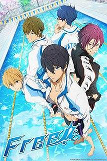 <i>Free!</i> (TV series) anime TV series