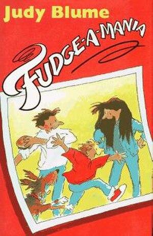 Fudge-a-Mania - First edition