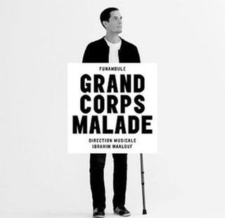 <i>Funambule</i> (album) 2013 studio album by Grand Corps Malade