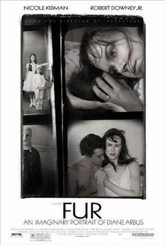 Fur (film) - Theatrical release poster