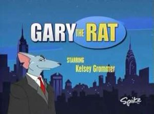 Gary the Rat - Image: Gary rat