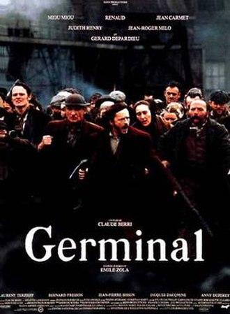 Germinal (1993 film) - Film poster