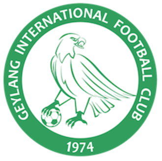 Geylang International FC - Image: Geylang International FC Logo