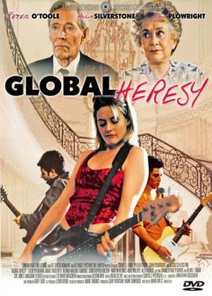Global Heresy - Theatrical release poster