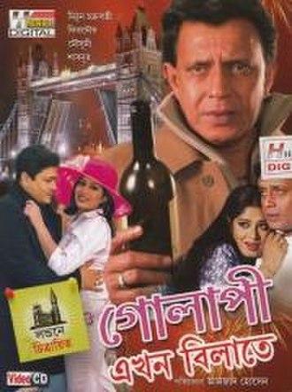 Golapi Ekhon Bilatey - DVD Cover