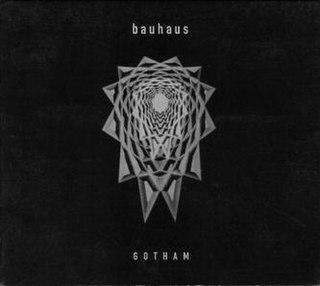 <i>Gotham</i> (album) album by Bauhaus