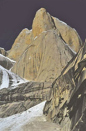Trango Towers - Great Trango Tower