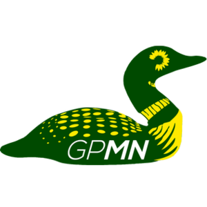 Green Party of Minnesota - Image: Green Party of Minnesota Logo