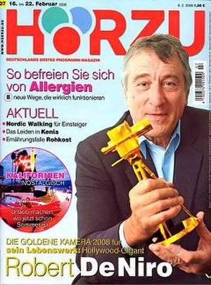 Hörzu - Hörzu sample cover