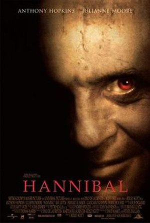Hannibal (film) - Theatrical release poster