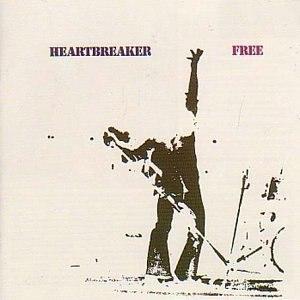 Heartbreaker (Free album) - Image: Heartbreaker albumcover