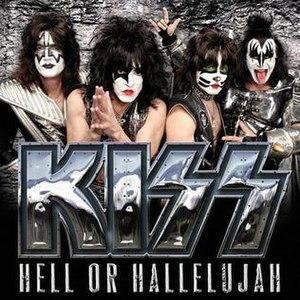 Hell or Hallelujah - Image: Hell or Hallelujah cover