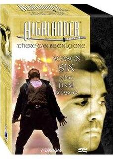 <i>Highlander: The Series</i> (season 6) Season of television series