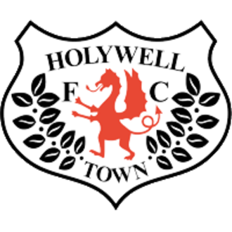Holywell Town F.C. - The Holywell Town badge