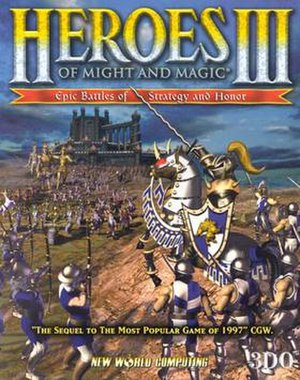 Heroes of Might and Magic III - Image: Homm 3boxart