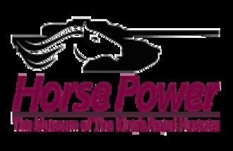 HorsePower: The Museum of the King's Royal Hussars - Image: Horse Power, The Museum of the Kings Royal Hussars Logo