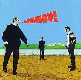 Howdy! (Teenage Fanclub album) - Image: Howdyfanclubalbum