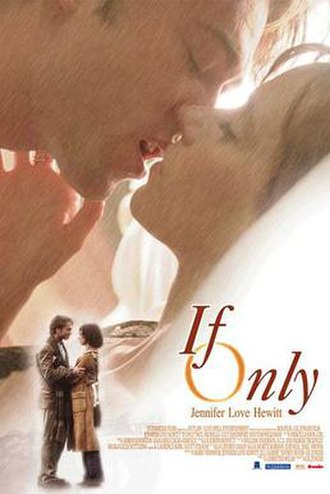 If Only (2004 film) - Theatrical release poster