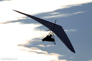 Powered hang glider - The JetBug, UK, 2003