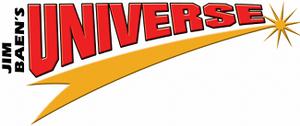 Jim Baen - Jim Baen's Universe logo